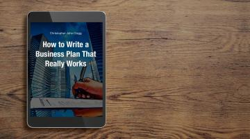 Free e-book: How to Write a Business Plan
